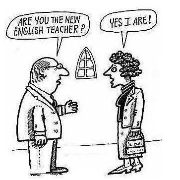 Noul profesor de engleza
