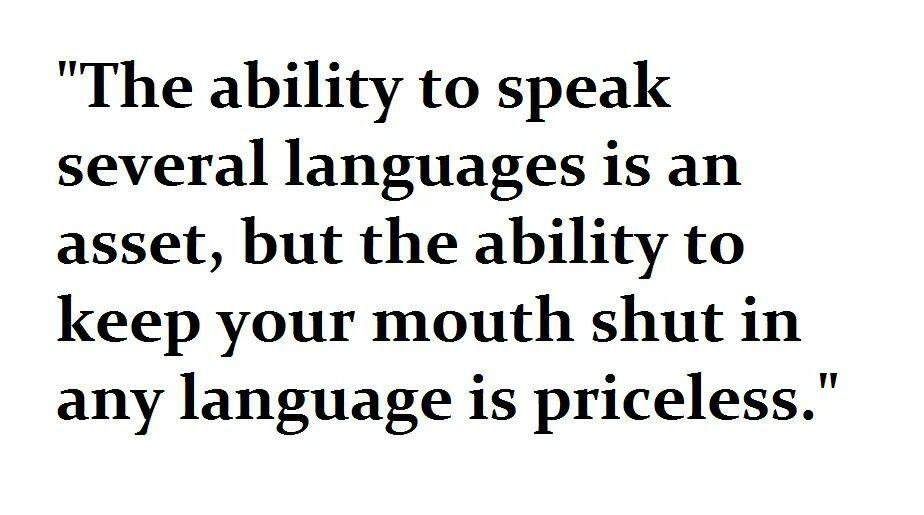 Ability for languages